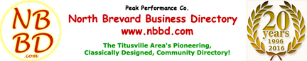 To the North Brevard Business & Community Directory website.